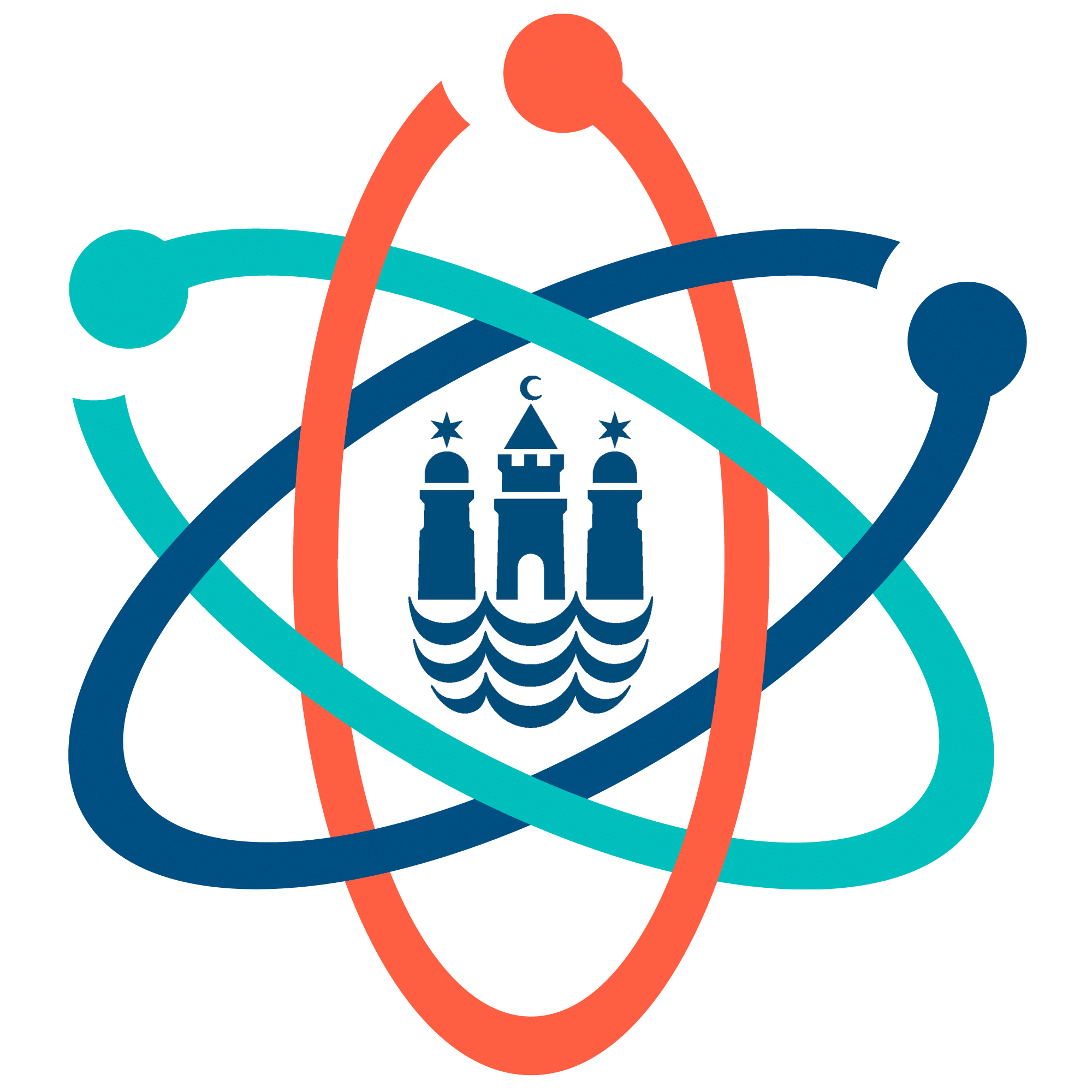 MARCH FOR SCIENCE Denmark logo